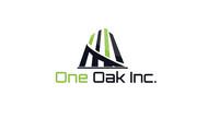 One Oak Inc. Logo - Entry #10