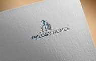 TRILOGY HOMES Logo - Entry #155