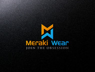 Meraki Wear Logo - Entry #136