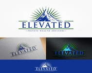Elevated Private Wealth Advisors Logo - Entry #3