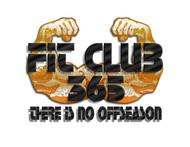 Fit Club 365 Logo - Entry #43