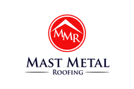 Mast Metal Roofing Logo - Entry #113
