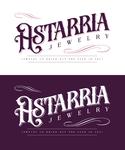 Astarria Jewelry Logo - Entry #99