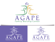 Agape Logo - Entry #6