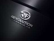 Revolution Fence Co. Logo - Entry #140