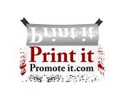 PrintItPromoteIt.com Logo - Entry #16