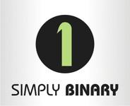 Simply Binary Logo - Entry #69