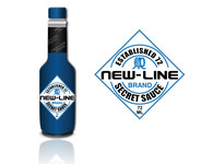 New-Line Secret Sauce for Internal Corporate Promotion Logo - Entry #52