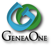 GeneaOne Logo - Entry #117