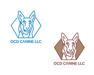 OCD Canine LLC Logo - Entry #290
