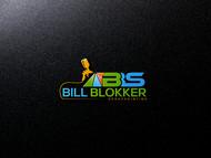 Bill Blokker Spraypainting Logo - Entry #186