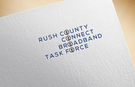 Rush County Connect Broadband Task Force Logo - Entry #55