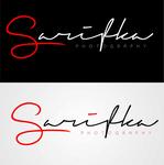 Sarifka Photography Logo - Entry #92