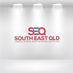 South East Qld Landscaping and Fencing Supplies Logo - Entry #46