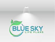 Blue Sky Life Plans Logo - Entry #268