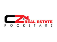 CZ Real Estate Rockstars Logo - Entry #164
