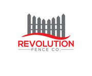 Revolution Fence Co. Logo - Entry #113