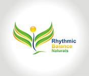 Rhythmic Balance Naturals Logo - Entry #124