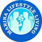 Marina lifestyle living Logo - Entry #116