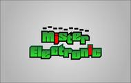 Mister Electronic Logo - Entry #51