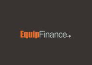 Equip Finance Company Logo - Entry #63