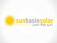 Sun Basin Solar Logo - Entry #39