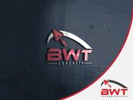 BWT Concrete Logo - Entry #172