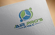 The Air Pro's  Logo - Entry #127