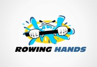 Rowing Hands Logo - Entry #86