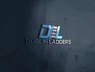 Dublin Ladders Logo - Entry #151