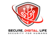 Secure. Digital. Life Logo - Entry #36