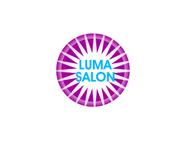 Luma Salon Logo - Entry #12