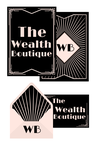 the wealth boutique Logo - Entry #85