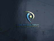 Core Physical Therapy and Sports Performance Logo - Entry #192