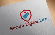 Secure. Digital. Life Logo - Entry #94