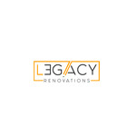 LEGACY RENOVATIONS Logo - Entry #47