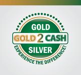 Gold2Cash Logo - Entry #3