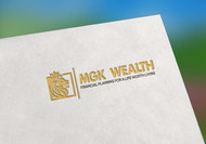 MGK Wealth Logo - Entry #307