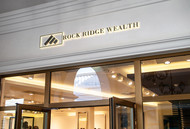 Rock Ridge Wealth Logo - Entry #347