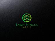 Lawn Fungus Medic Logo - Entry #4