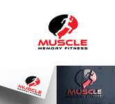 Muscle Memory fitness Logo - Entry #63