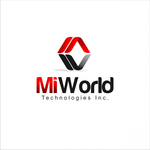 MiWorld Technologies Inc. Logo - Entry #26