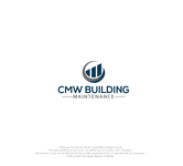 CMW Building Maintenance Logo - Entry #533