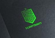 SILENTTRINITY Logo - Entry #303