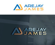 arejay james Logo - Entry #10