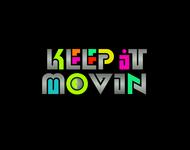 Keep It Movin Logo - Entry #389