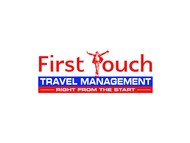 First Touch Travel Management Logo - Entry #3