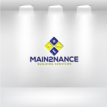 MAIN2NANCE BUILDING SERVICES Logo - Entry #136