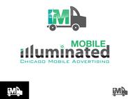Illuminated Mobile  OR Illuminated M ... I own both urls and I'm still considering what brand to lead with. Logo - Entry #132