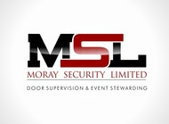 Moray security limited Logo - Entry #57